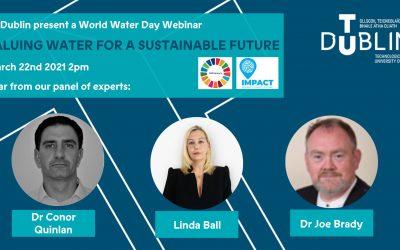 World Water Day –22//3/21