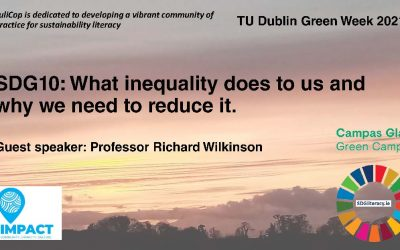 ´What Inequality does to us and why we need to reduce it'